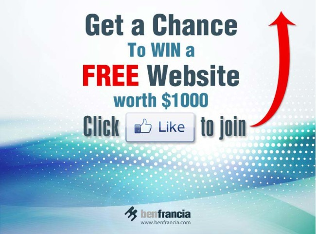 non fans biggest im contest 650x481 How To Get Leads with a Facebook Promo