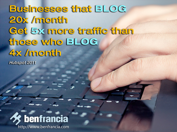 Businesses that BlOG 5X more 3C copy-2