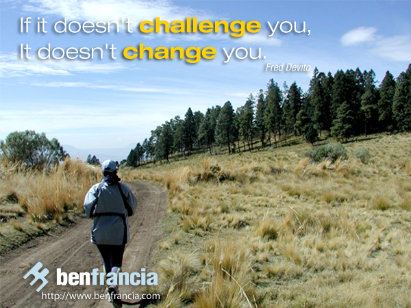 Change and Challenges