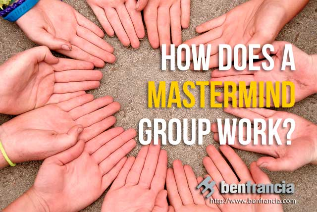 how does a mastermind group work
