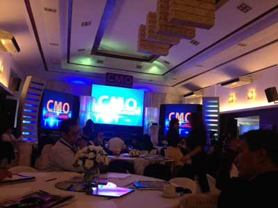 CMO Mobile Summit - Registration Fee costs Php 11K - An event that I attended for FREE as a Blogger