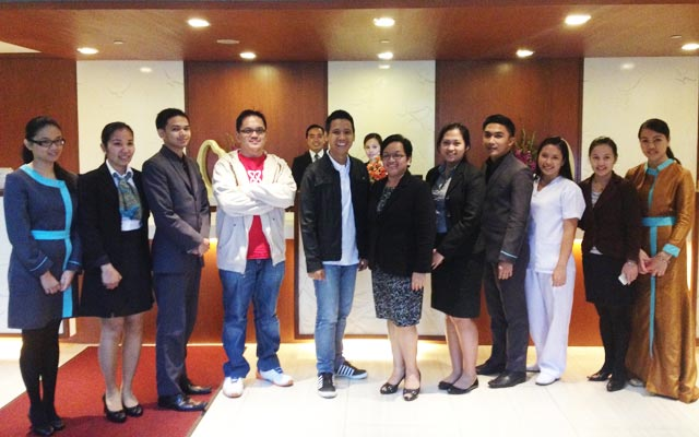 With the Azalea Team after the 1 full day Digital Marketing Training last July 9, 2013