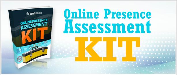 Online Presence Assessment Kit