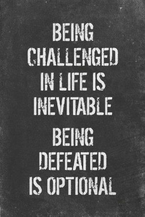 10245509 351480654990544 6034140332341111056 n Being Challenged In Life Is Inevitable, Being Defeated Is Optional