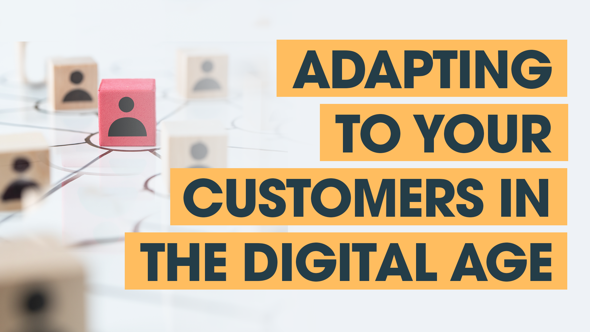 Adapting to the Changing Needs of Customers in a Digital Age