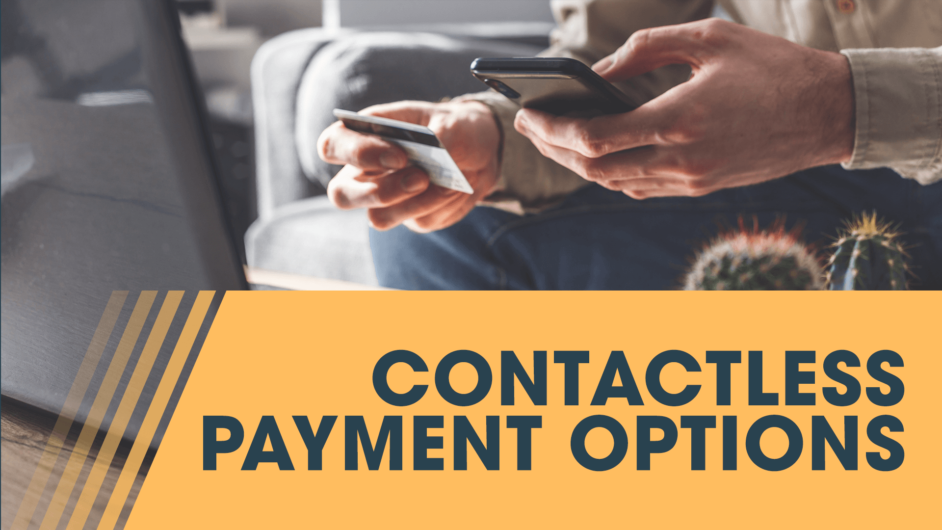 Contactless Payments: A Gift to Business Owners In These Trying Times