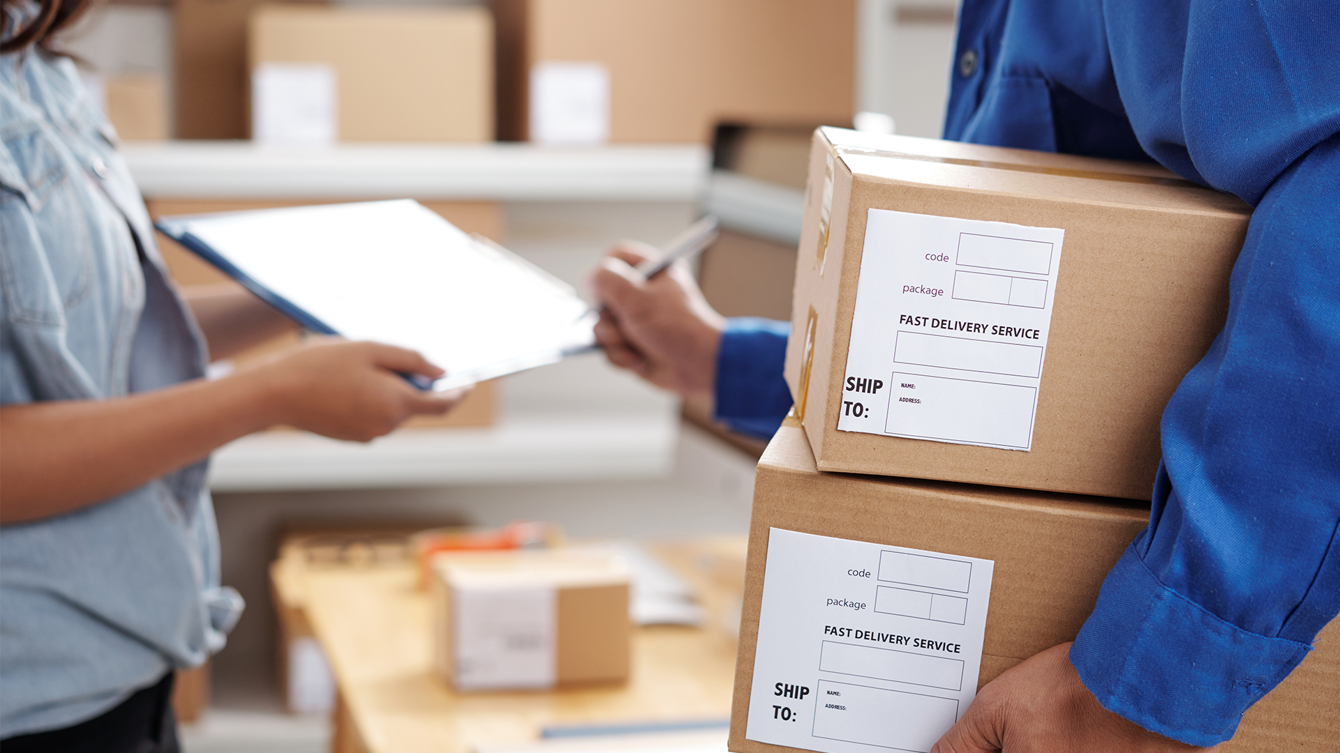 Logistics and Delivery Services for Small Business Ecommerce